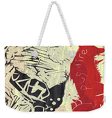 Pugmire Cd Front Sheet Weekender Tote Bag