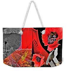 Pulse Weekender Tote Bag