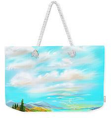 Pumkins Weekender Tote Bag