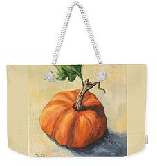 Pumpkin Everything Weekender Tote Bag
