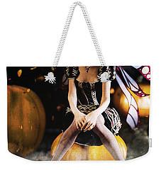 Pumpkin Fairy Weekender Tote Bag