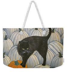 Pumpkin Keeper Weekender Tote Bag