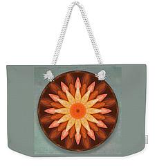 Pumpkin Mandala -  Weekender Tote Bag