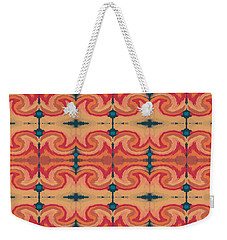 Pumpkin Spice 2- Art By Linda Woods Weekender Tote Bag
