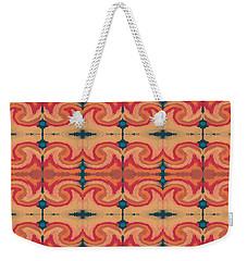 Pumpkin Spice 2- Art By Linda Woods Weekender Tote Bag by Linda Woods