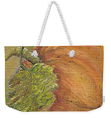 Pumpkin Time Weekender Tote Bag