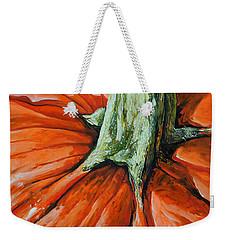 Pumpkin3 Weekender Tote Bag