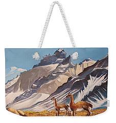 Puna De Atacama Weekender Tote Bag
