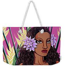 Punaluu Girl Weekender Tote Bag