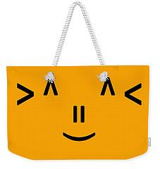 Punc Kitty II Weekender Tote Bag
