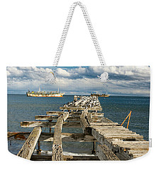Punta Arenas Weekender Tote Bag