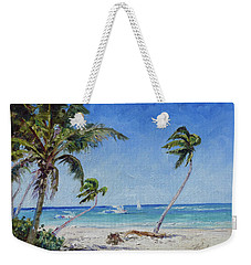 Punta Cana Bavaro - Sea Beach 14 Weekender Tote Bag