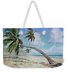 Punta Cana - Sea Beach 13 Weekender Tote Bag