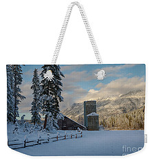 Purcell Barn Weekender Tote Bag