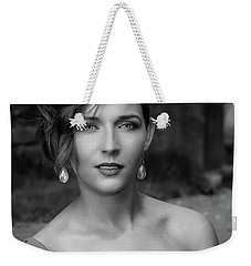 Weekender Tote Bag featuring the photograph Pure Class by Ian Thompson
