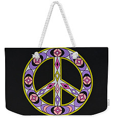 Pure Peace Weekender Tote Bag