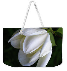 Purity In White Weekender Tote Bag