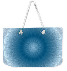 Purity Mandala By Rgiada Weekender Tote Bag