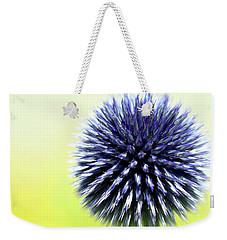 Purple Allium 4 Weekender Tote Bag by Jimmy Ostgard