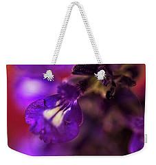 Purple Blends Weekender Tote Bag