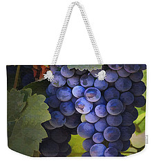 Purple Blush Weekender Tote Bag