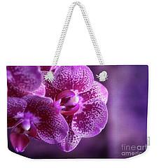 Purple Bunch Weekender Tote Bag