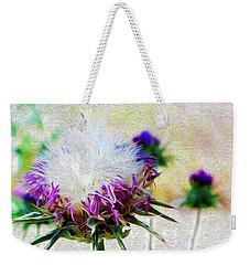 Purple Chaparral  Weekender Tote Bag