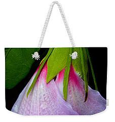 Purple Dew Weekender Tote Bag