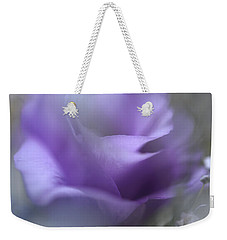 Purple Ethereal Breath Weekender Tote Bag