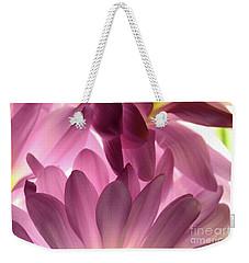 Purple Fantasia Weekender Tote Bag