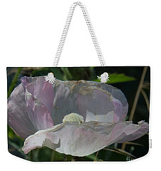 Purple Flower 4 Weekender Tote Bag