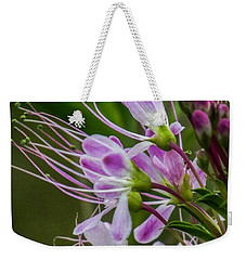 Purple Flower 6 Weekender Tote Bag