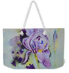 Purple Glory Weekender Tote Bag