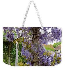 Purple In Priory Park Weekender Tote Bag