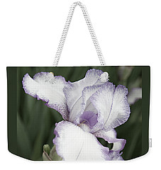 Purple Is Passion Weekender Tote Bag