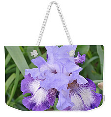 Purple Love Weekender Tote Bag