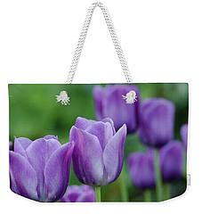 Purple Ones Weekender Tote Bag