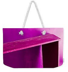 Purple Passion Weekender Tote Bag by Prakash Ghai