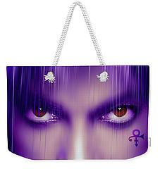 Purple Rain Purple Rain Weekender Tote Bag