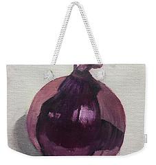 Purple Union Weekender Tote Bag