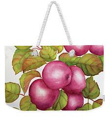 Purple Variety Weekender Tote Bag