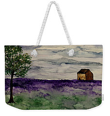 Purple Views Weekender Tote Bag