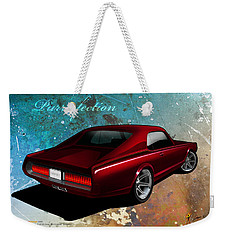 Purrrrfection Weekender Tote Bag