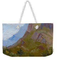 Pusch Ridge I Weekender Tote Bag by Susan Woodward