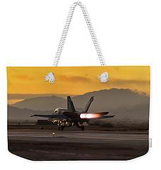 Push It Real Good Weekender Tote Bag