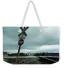 Pushover Weekender Tote Bag