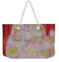 Pussy Cat Weekender Tote Bag