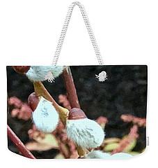 Pussywillow Weekender Tote Bag