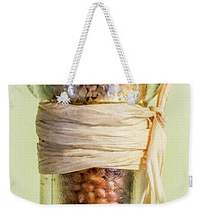 Weekender Tote Bag featuring the photograph Put A Cork In It by Skip Tribby