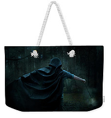 Put A Spell Weekender Tote Bag by Agnieszka Mlicka